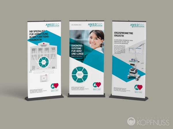 Roll-Up Amedtec